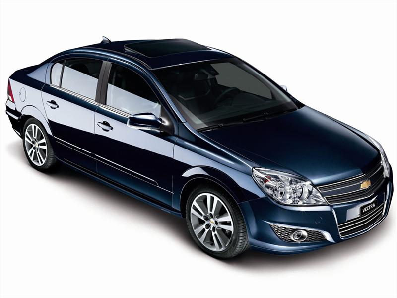 Chevrolet Vectra 2.4 GLS (2011)