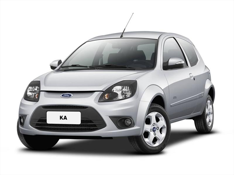 Ford Ka 1.0 Fly Viral (2012)