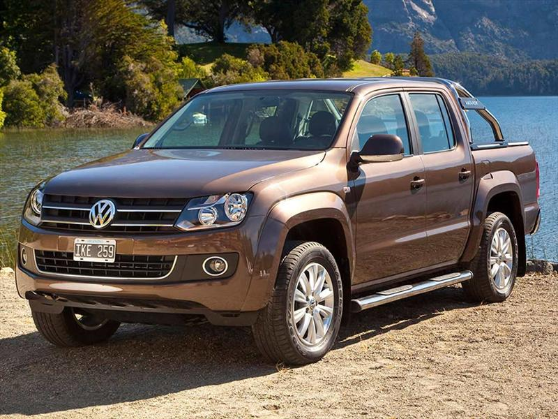 Volkswagen Amarok 4x2 2.0 TDi Startline (2012)