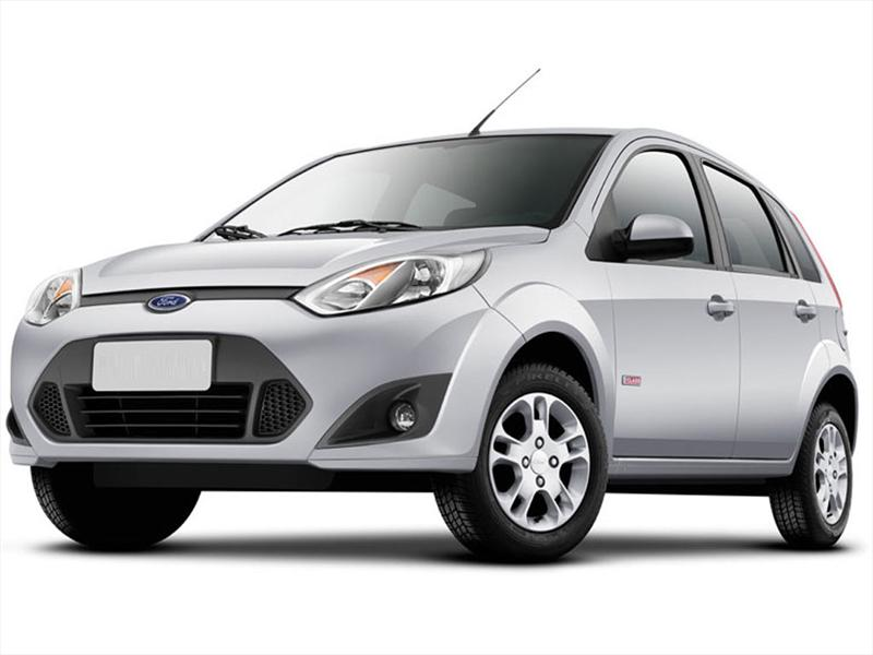 Ford Fiesta One Ambiente Plus (2014)