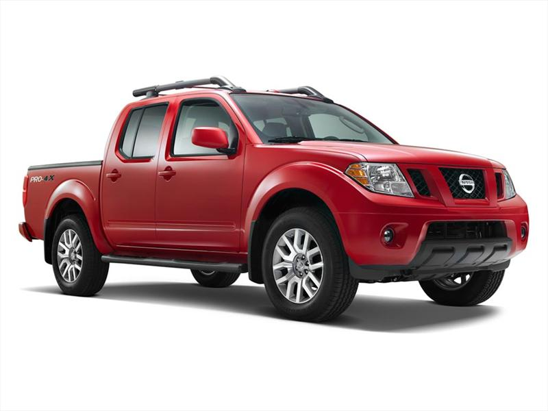 Nissan Frontier Pro-4X 4x2 V6 (2011)
