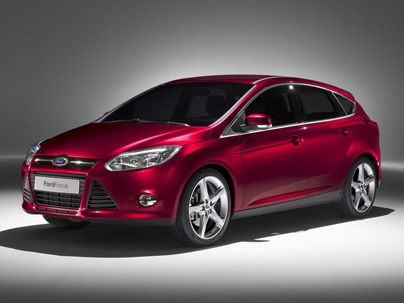 Ford Focus Hatchback SEL Aut (2012)