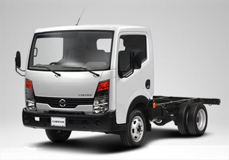 Nissan Cabstar 3 8 Ton Hd Extendida Ac 2014