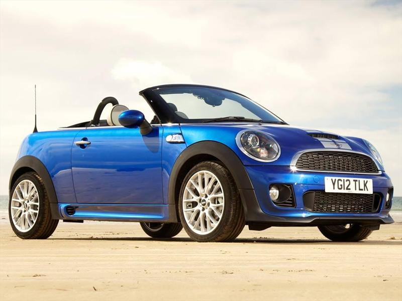 MINI Cooper Roadster S Chili (2012)