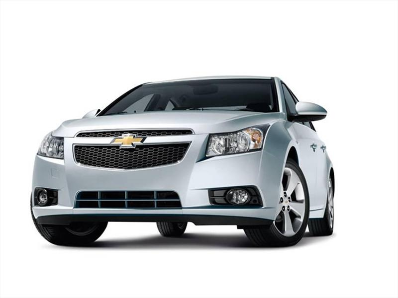 Chevrolet Cruze Paq M (2012)