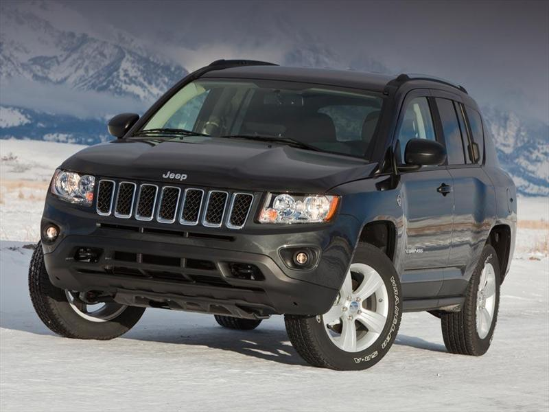 Jeep Compass 4x4 Limited Premium CVT  (2013)