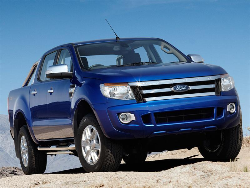 Ford Ranger XL 2.2L 4x4 TDi CS Safety (2014)