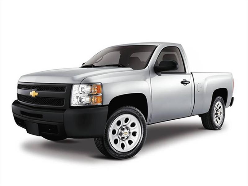 Chevrolet Silverado 1500 Cab Reg Paq E (2012)