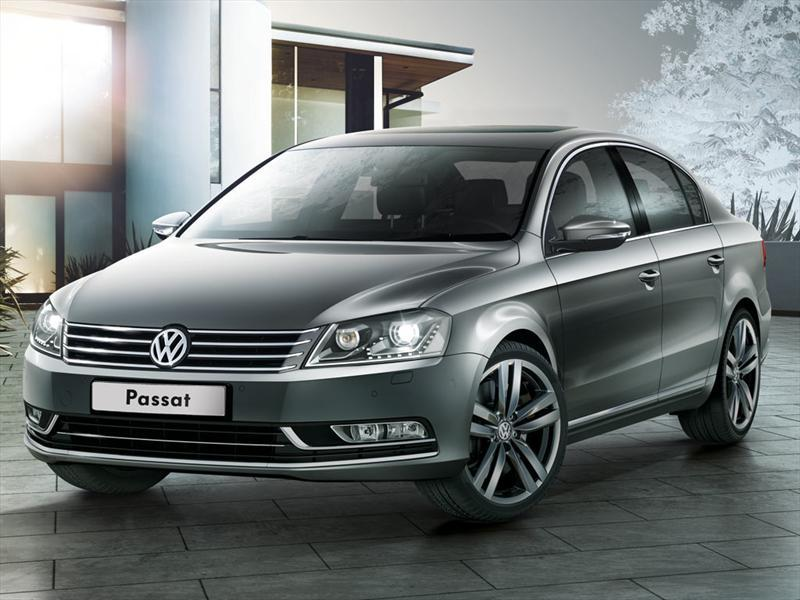 Volkswagen Passat 2.0 TDi Advance (2013)