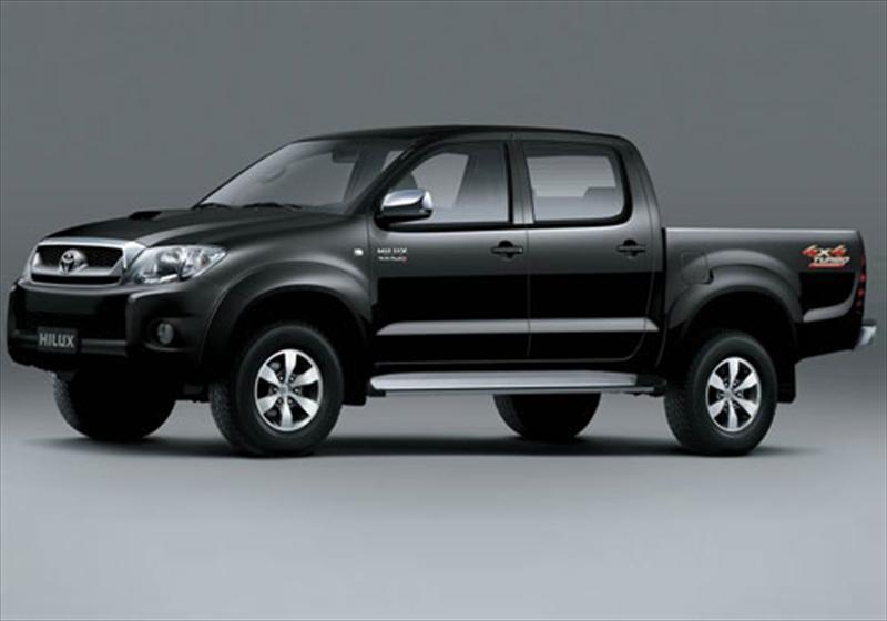 Toyota Hilux Doble Cabina 2.7L 4x4 (2014)