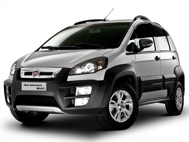 Fiat Idea Adventure 1.6 Pack Top (2012)