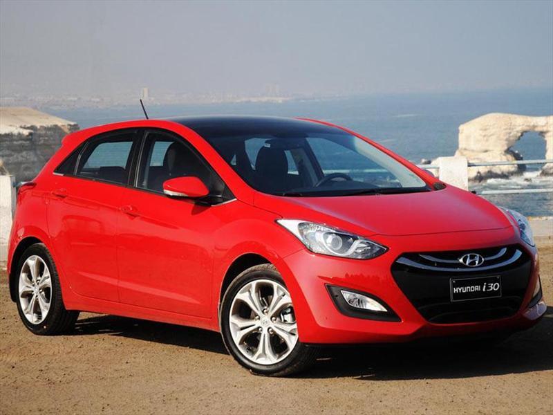 Hyundai i30 GLS 1.6 (