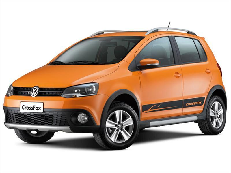 Volkswagen CrossFox Highline  (2014)
