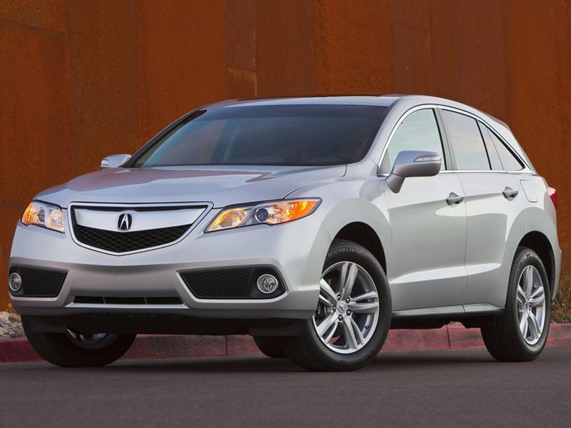 Acura RDX 3.5L  (2013)