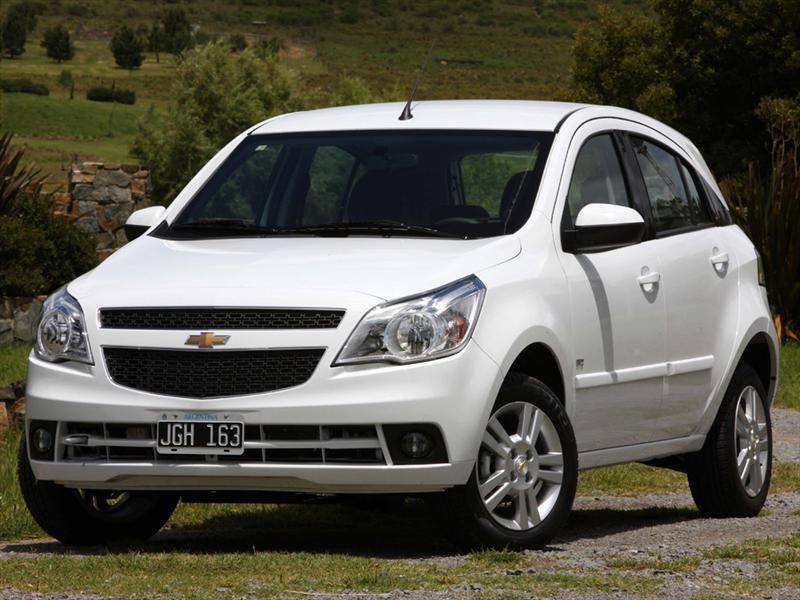 foto Oferta compra auto Chevrolet Agile LT nuevo precio $73.470