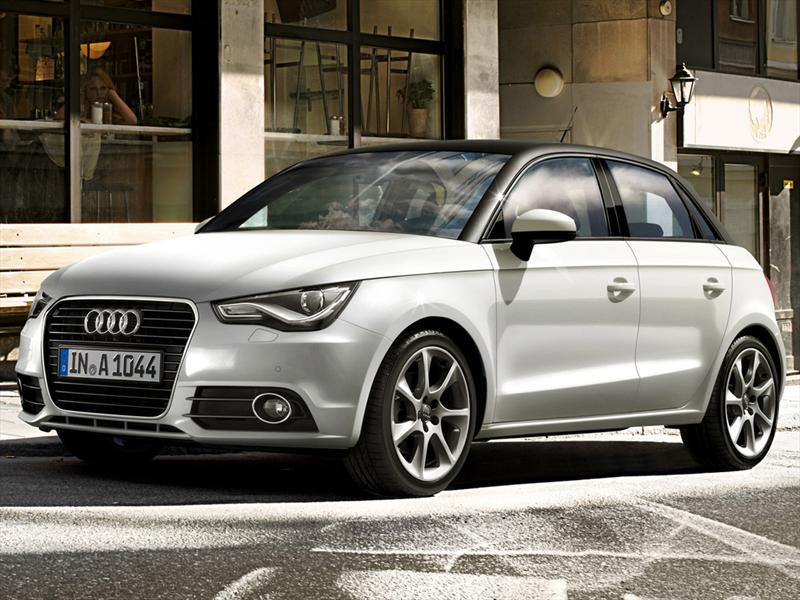Audi A1 Sportback Cool (2012)