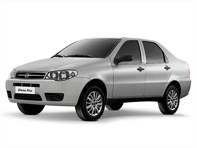 Fiat Siena Fire Way (2012)