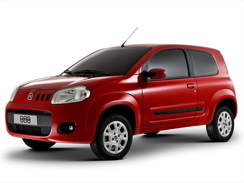 Fiat Uno 3P 1.4 Attractive Seguridad  (2012)