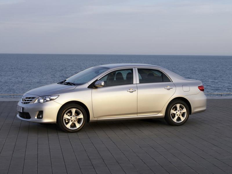 Toyota Corolla 1.6 XLi (2012)