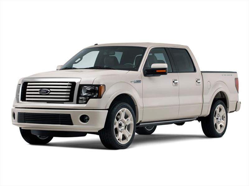 Ford Lobo Limited Edition (2012)