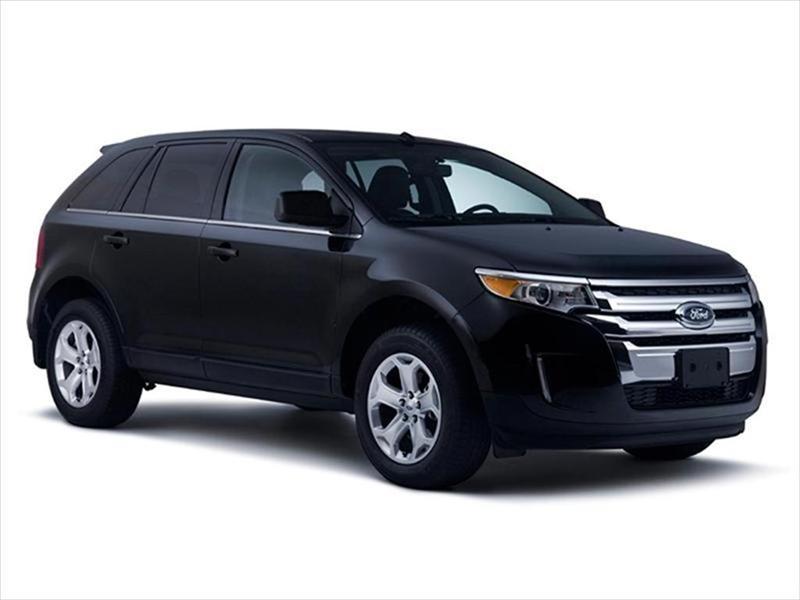 Ford edge se 2013 ficha tecnica xterra