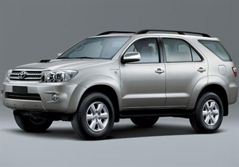 Toyota Fortuner Plus 5P 4.0L Aut (2012)