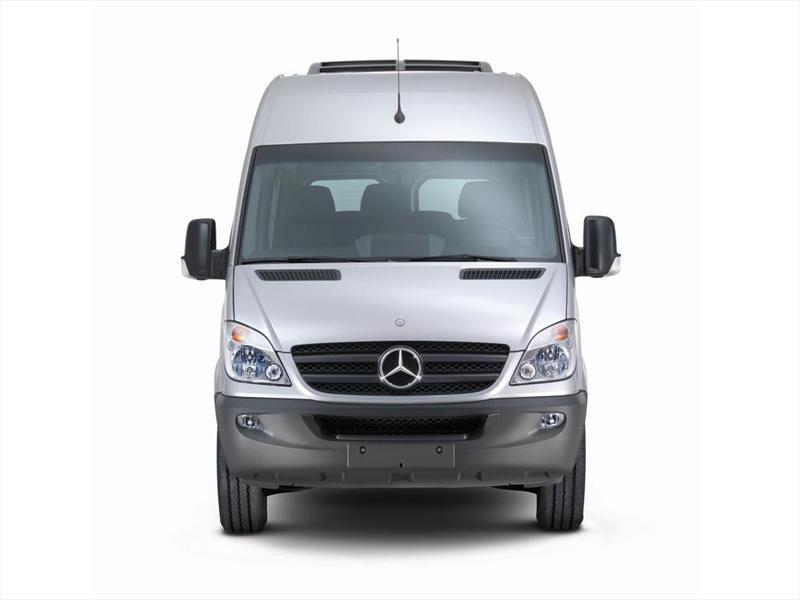 Mercedes Benz Sprinter Combi 415 3665 16 Asientos Full Te