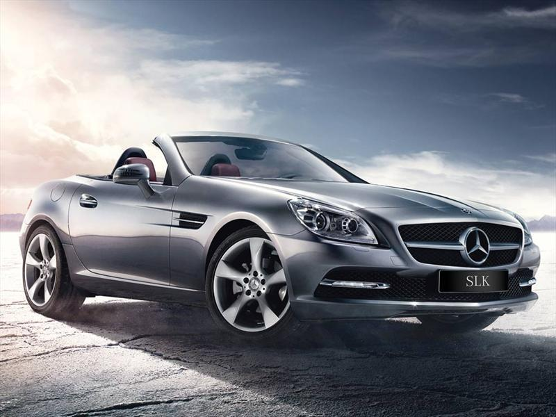 Mercedes Benz Clase SLK 350 Blue Efficiency  (2012)