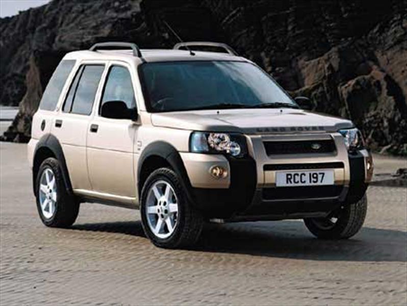 Land Rover FreeLander 1.8 XEi 5 Puertas (2012)