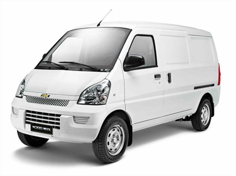 Chevrolet Van N300 Cargo 1.2L Plus (2014)