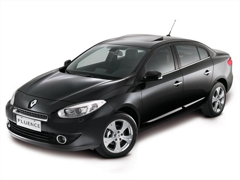 Renault Fluence Sport (2012)