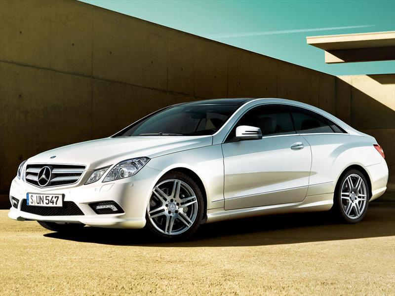 Mercedes Benz Clase E Coup&#233; 250 CGI (2013)