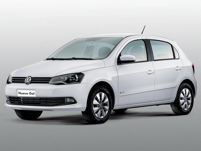 Volkswagen Gol 1.6 Power 5P (2013)