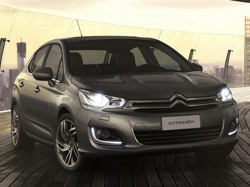 Citroën C4 Lounge Origine (2013)