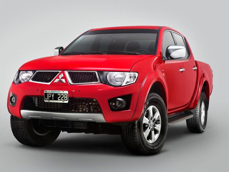 Mitsubishi L-200 4x4 2.5 High Power