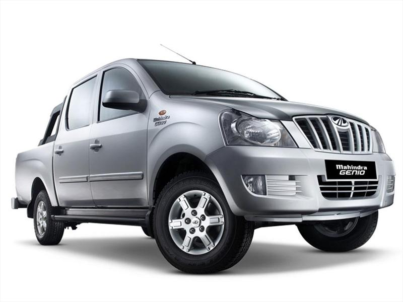 Mahindra Genio DC 4x2 All (2014)