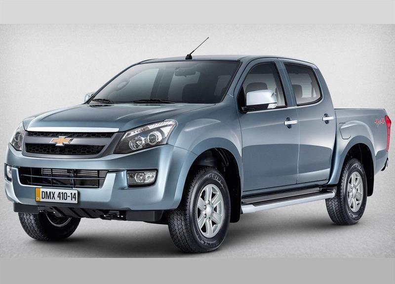 Chevrolet dimax 4x4 diesel 2014 autos post