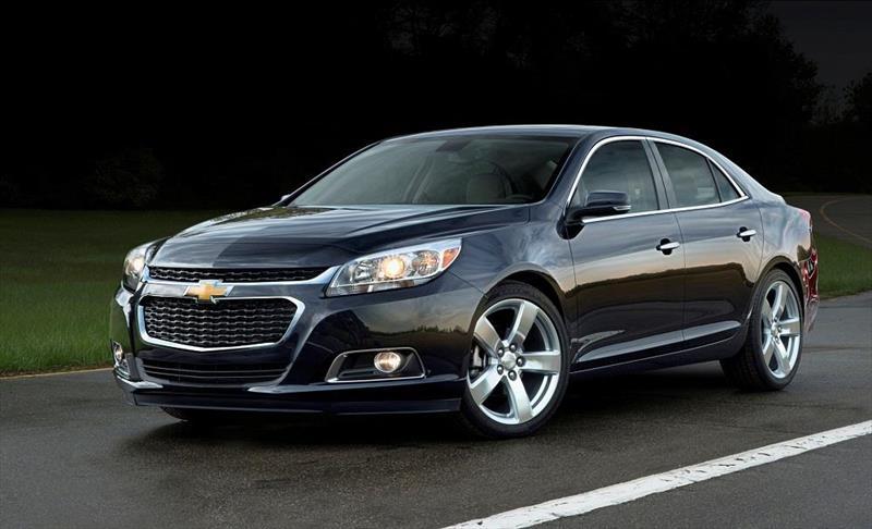 Chevrolet malib lt 2 5 tela 2014