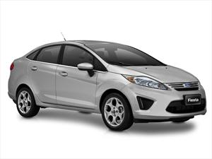 foto Ford Fiesta Kinetic Sedan Trend