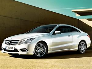 Mercedes Benz Clase E Coupé