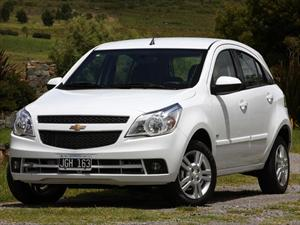 foto Chevrolet Agile LS Spirit