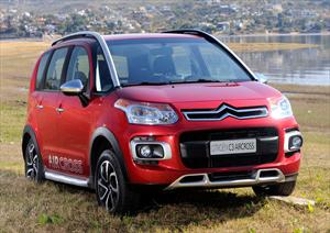 foto Citroen C3 Aircross 1.6i SX High Tech