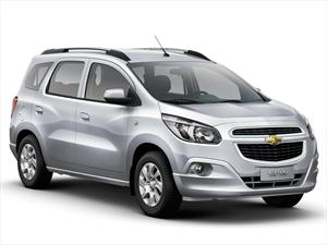 foto Chevrolet Spin LT 1.8L 5 Pas