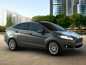Ford Fiesta Kinetic Sedan
