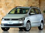 Volkswagen Suran 1.6 Highline Cuero