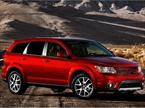 Dodge Journey R-T 3.6L NAV DVD (2013)
