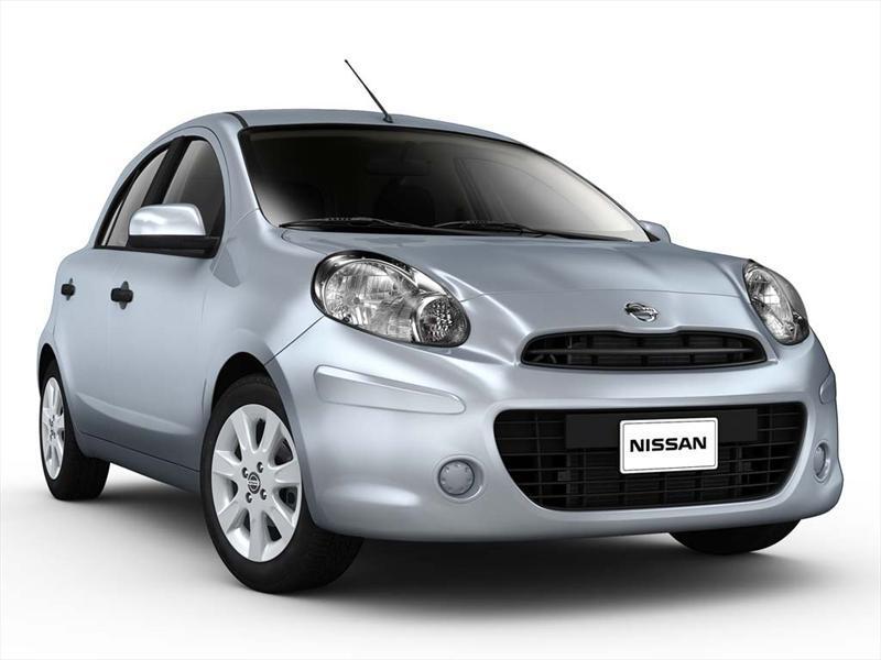 Nissan March, precio del catálogo y cotizaciones.