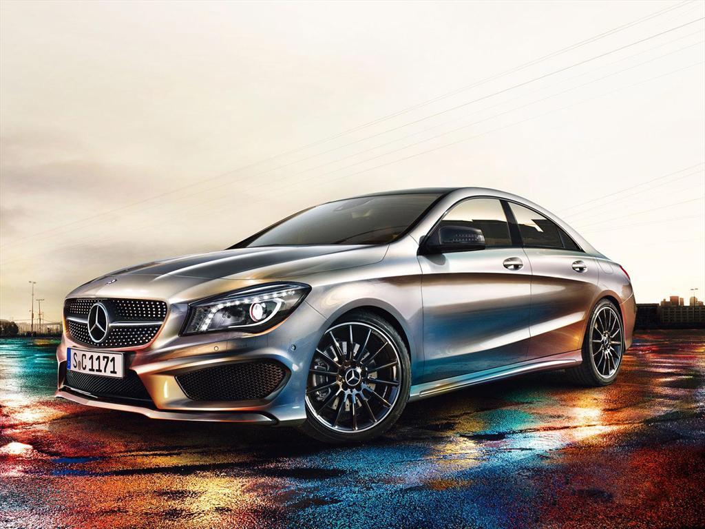 Mercedes Benz Clase CLA disponibles en el mercado. Solicite