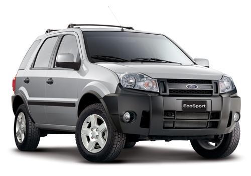 caracteristicas del ford ecosport