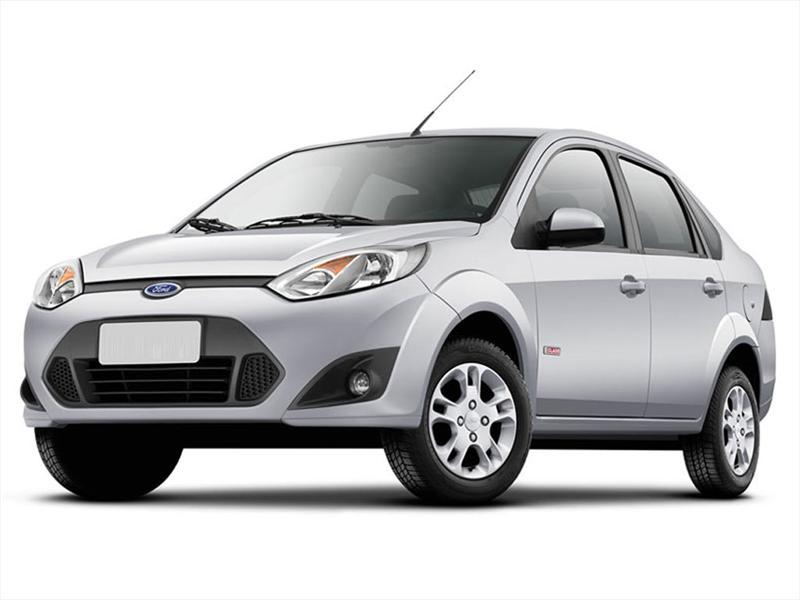 foto Ford Fiesta Ikon Hatch